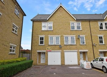 Thumbnail 4 bed town house for sale in Angelica Square, Maidstone, Kent