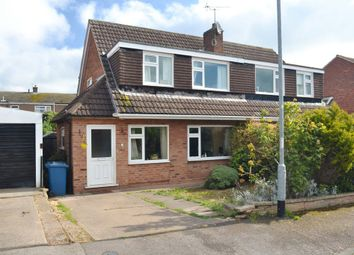 Thumbnail 3 bedroom semi-detached house for sale in Cooper Close, Cropwell Bishop