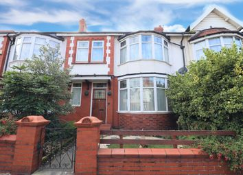 Thumbnail 3 bed terraced house for sale in Lincoln Road, Blackpool