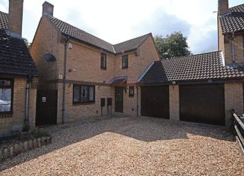Thumbnail 7 bed detached house for sale in Booker Avenue, Bradwell Common, Milton Keynes