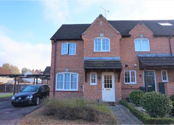 Thumbnail 3 bed end terrace house for sale in Darleydale Close, Quedgeley, Gloucester