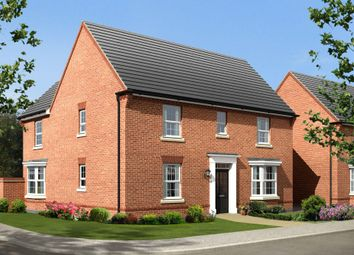 "Thumbnail 4 bedroom detached house for sale in ""Layton"" at Birmingham Road, Bromsgrove"