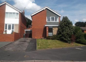 Thumbnail 3 bedroom detached house to rent in Kenley Avenue, Endon, Stoke-On-Trent