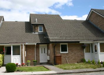 Thumbnail 1 bed terraced house to rent in Greenfield Drive, Ivybridge