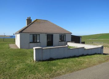 Thumbnail 2 bed detached bungalow for sale in Brae Villa, Quoyloo, Orkney