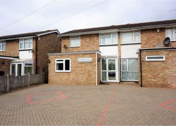 Thumbnail 4 bed semi-detached house for sale in Udall Gardens, Romford