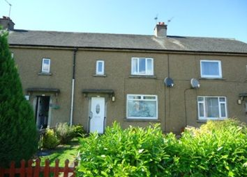 Thumbnail 3 bed terraced house to rent in Castleview Drive, Bridge Of Allan, Stirling