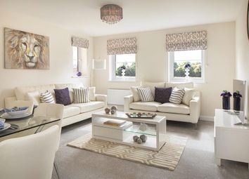 "Thumbnail 2 bedroom flat for sale in ""Falkirk"" at Dryleaze, Yate, Bristol"
