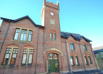 Thumbnail 2 bed flat for sale in The Tower House, Bridge Street, Macclesfield