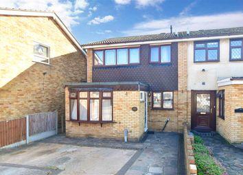 Thumbnail Semi-detached house for sale in Venette Close, Rainham, Essex
