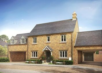 Thumbnail 3 bed detached house for sale in Sibford Road, Hook Norton, Banbury, Oxfordshire