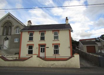 Thumbnail 3 bed detached house for sale in Golwg Yr Ogof, Pencader