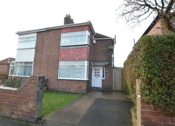 Thumbnail 2 bed semi-detached house for sale in Druridge Drive, North Fenham, Newcastle Upon Tyne