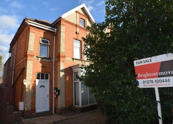Thumbnail 5 bed semi-detached house for sale in Taunton Road, Bridgwater