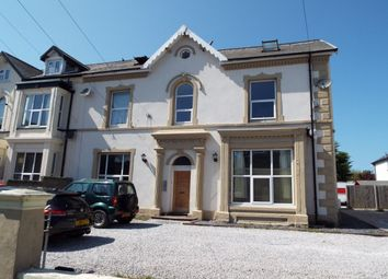 Thumbnail 2 bed flat to rent in Brighton Road, Rhyl