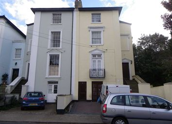 Thumbnail 1 bedroom flat to rent in Clarence Place, Gravesend