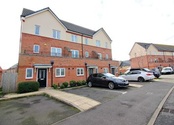 Thumbnail 4 bed semi-detached house for sale in Longford Way, Staines-Upon-Thames