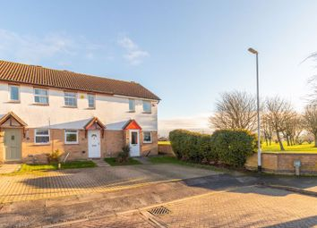 2 bed terraced house for sale in Constable Close, Houghton Regis, Dunstable LU5