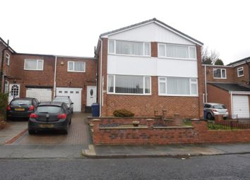 Thumbnail 3 bed terraced house for sale in Stuart Gardens, Throckley, Newcastle Upon Tyne