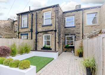 Thumbnail 3 bed terraced house for sale in New Line, Bradford