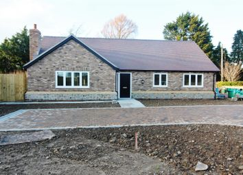 Thumbnail 3 bed detached bungalow for sale in 4 Cureton Close, Westbury, Shrewsbury