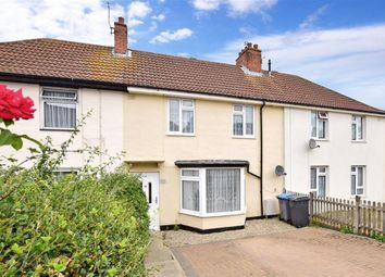 Queens Road, Aylesham, Canterbury, Kent CT3. 3 bed terraced house