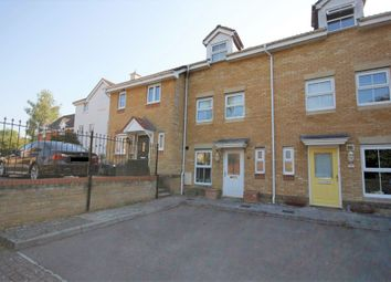 Thumbnail 3 bed town house for sale in Fallow Crescent, Hedge End, Southampton