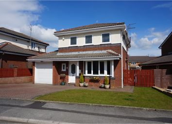 Thumbnail 4 bed detached house for sale in Grasmere Close, Rishton, Blackburn