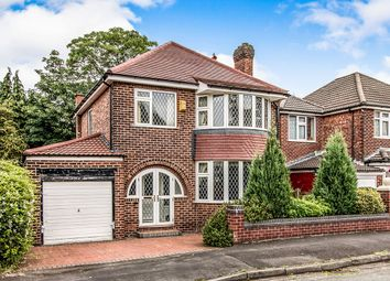 Thumbnail 3 bed detached house for sale in Coniston Road, Gatley, Cheadle