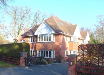 Thumbnail 2 bed flat for sale in Waters Edge, Reading Road South, Fleet