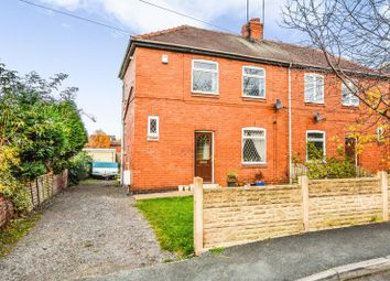 Thumbnail 2 bed semi-detached house for sale in Clock Row Grove, South Kirkby, Pontefract