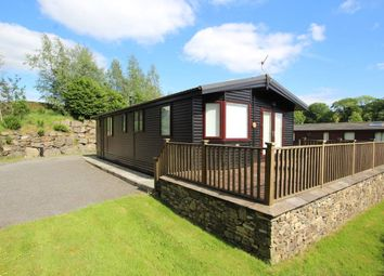 Thumbnail 2 bed detached house for sale in 5 High Bracken Lodges, Gatebeck, Kendal, Cumbria