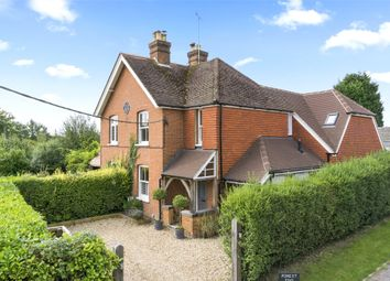 Thumbnail 4 bed semi-detached house for sale in Forest Green, Dorking, Surrey