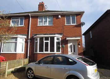 3 bed semi-detached house for sale in Leech Avenue, Chesterton, Newcastle ST5