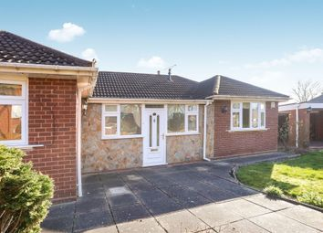 Thumbnail 3 bed detached bungalow for sale in Worfield Gardens, Penn Fields, Wolverhampton
