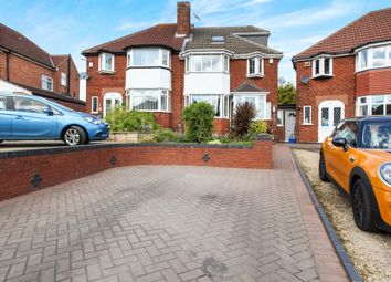 Thumbnail 4 bed semi-detached house for sale in Vibart Road, Yardley, Birmingham