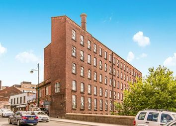 Thumbnail 2 bedroom flat for sale in Wellington Mill, Wellington Road South, Stockport, Cheshire