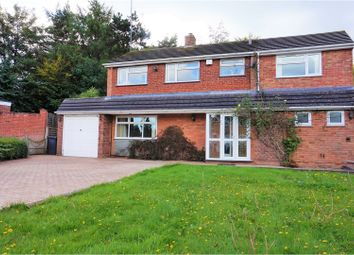 Thumbnail 5 bed detached house for sale in Glen Court, Wolverhampton