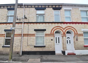 Thumbnail 2 bed terraced house for sale in Vicarage Lawn, Barnstaple
