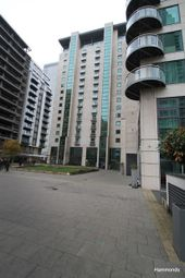 Thumbnail 1 bed property to rent in South Quay Square, London