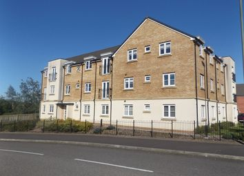 Thumbnail 2 bedroom flat for sale in Druids Close, Caerphilly