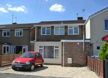Thumbnail 2 bed semi-detached house to rent in Heath Lane, Bladon, Woodstock