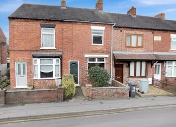 Thumbnail 2 bed terraced house for sale in Main Road, Shavington, Cheshire