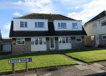 Thumbnail 2 bed flat to rent in Ascot Road, Thornton
