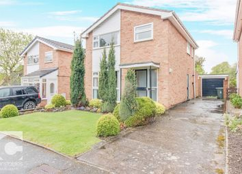 Thumbnail 3 bed detached house for sale in Beechways Drive, Neston, Cheshire