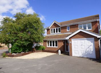 Thumbnail 4 bed detached house for sale in Bluebell Road, Wick St. Lawrence, Weston-Super-Mare