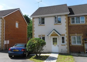 Thumbnail 2 bed semi-detached house to rent in Tro Tiroced, Penllergaer