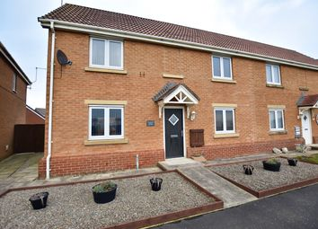 Thumbnail 3 bed semi-detached house for sale in Fairway, Fleetwood, Lancashire