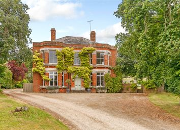 Thumbnail 6 bed detached house for sale in Upper Lambourn, Hungerford, Berkshire