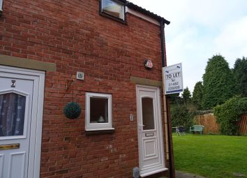 Thumbnail 2 bed flat to rent in The Willows, Hessle